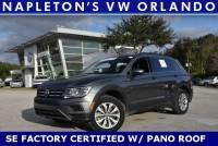 Used 2019 Volkswagen Tiguan 2.0T SE in Orlando, Fl.