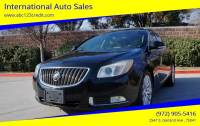 2012 Buick Regal Premium 3 4dr Sedan Turbo