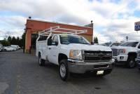 2011 Chevrolet Silverado 2500HD 4x2 Work Truck 2dr Regular Cab LB