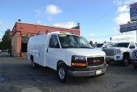 2014 GMC Savana Cutaway 3500 2dr Commercial/Cutaway/Chassis 139 in. WB