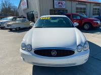 2007 Buick LaCrosse CXL 4dr Sedan w/ Side Curtain Airbag Delete