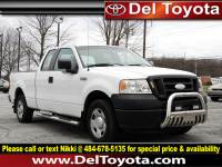 Used 2007 Ford F-150 XL For Sale in Thorndale, PA | Near West Chester, Malvern, Coatesville, & Downingtown, PA | VIN: 1FTRX12W57KB04413