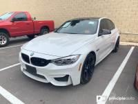 2017 BMW M3 w/ Executive/Navigation Sedan in San Antonio