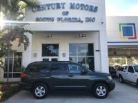2008 Toyota Sequoia SR5 Tow Package Sunroof CD MP3 AUX 8 Passenger