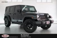 2016 Jeep Wrangler JK Unlimited Sport in Santa Monica