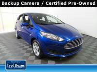 Used 2018 Ford Fiesta SE For Sale Langhorne PA FL9568P | Fred Beans Ford of Langhorne