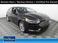 Used 2018 Ford Fusion Energi SE Luxury For Sale Langhorne PA FL000721 | Fred Beans Ford of Langhorne