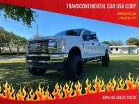 2017 Ford F-250 Super Duty 20X12 WHEELS 38' TIRES LIFTED LEATHER LOADED