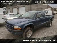 2003 Dodge Dakota 2dr Club Cab Sport 4WD SB