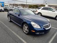 Pre-Owned 2006 LEXUS SC 430 Base Convertible