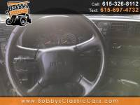 1999 GMC Jimmy SLE 4-Door 4WD