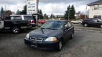 1996 Honda Civic DX 4dr Sedan