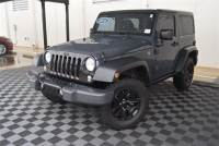 Pre-Owned 2016 Jeep Wrangler 4WD 2dr Willys Wheeler VIN1C4AJWAG4GL209797 Stock Number372A9