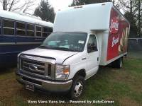 2013 Ford E-Series Chassis E-450 SD 2dr Commercial/Cutaway/Chassis 158-176 in. WB