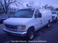 2003 Ford E-Series Cargo E-350 SD 3dr Extended Cargo Van