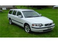 Volvo V70 Wagon Low Mile
