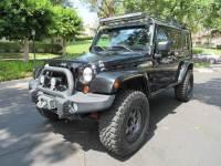 2010 Jeep Wrangler Unlimited 4x4 Sahara 4dr SUV