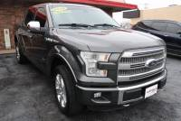 2016 Ford F-150 Platinum for sale in Tulsa OK