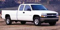 Pre-Owned 2001 Chevrolet Silverado 1500 4WD Extended Cab Standard Box