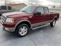 2004 Ford F-150 2dr Standard Cab XLT 4WD Styleside 8 ft. LB