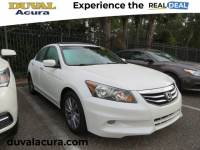 Used 2011 Honda Accord For Sale in Jacksonville at Duval Acura   VIN: 5KBCP3F88BB001085