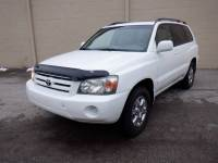 2004 Toyota Highlander AWD Limited 4dr SUV w/3rd Row