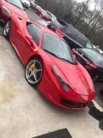 2012 Ferrari 458 Italia 2dr Coupe