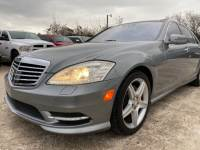2010 Mercedes-Benz S-Class S 550 4dr Sedan