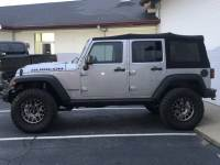 2015 Jeep Wrangler Unlimited Unlimited Rubicon