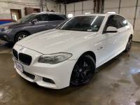 2013 BMW 5 Series 550i xDrive