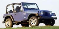 2000 JeepWrangler 2dr SE