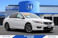 Certified Used 2015 Honda Accord Sport For Sale in Stockton, CA