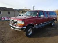 1996 Ford F-250 2dr XLT 4WD Extended Cab LB HD
