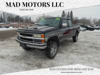 1994 Chevrolet C/K 1500 Series 4X4 2dr Extended Cab