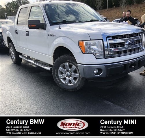 Photo Pre-Owned 2013 Ford F-150 XLT Truck SuperCrew Cab in Greenville, SC
