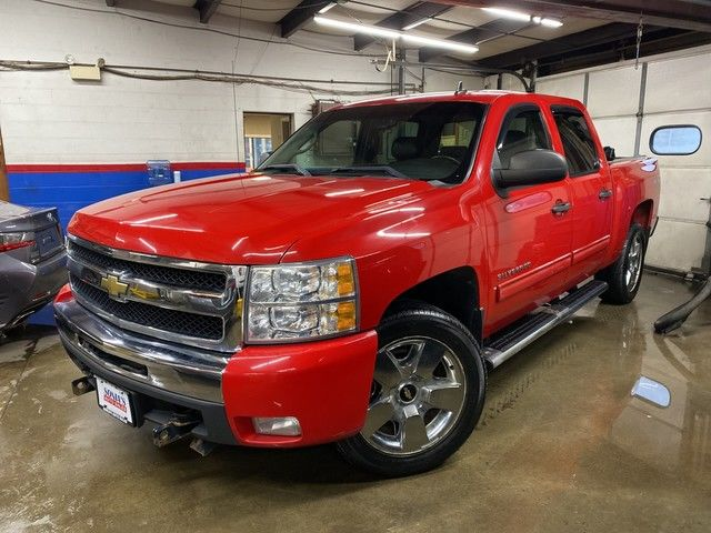 Photo 2010 Chevrolet Silverado 1500 LT