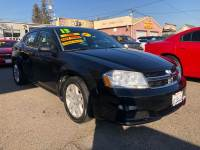 2013 Dodge Avenger SE 4dr Sedan