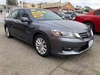 2014 Honda Accord EX-L 4dr Sedan w/Navi