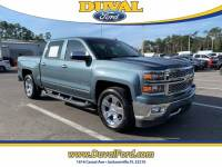 Used 2014 Chevrolet Silverado 1500 For Sale in Jacksonville at Duval Acura   VIN: 3GCPCSEC9EG300269