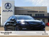 2017 Acura RLX V6 with Advance Package