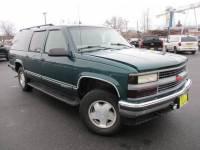 1997 Chevrolet Suburban 4dr K1500 4WD SUV