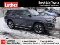 2014 Toyota 4Runner 4WD Limited