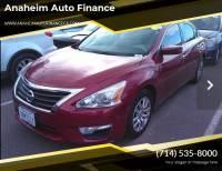 2013 Nissan Altima 2.5 S 4dr Sedan