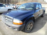 2004 Dodge Dakota 4dr Quad Cab Sport Rwd SB