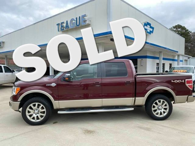 Photo 2010 Ford F-150 King Ranch
