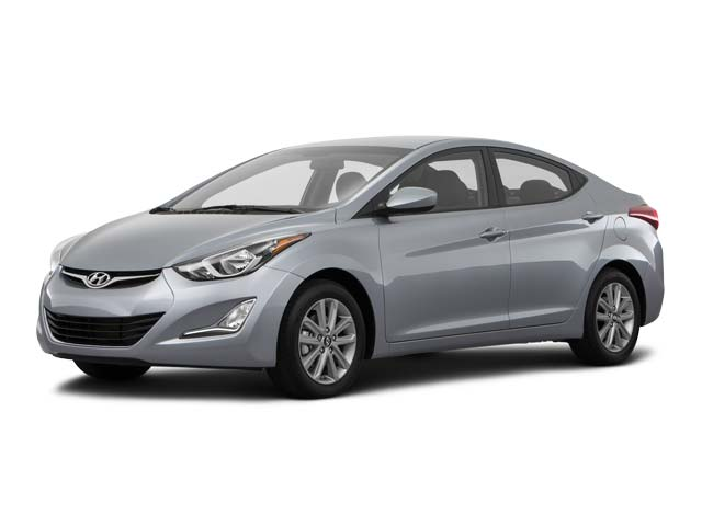 Photo Used 2016 Hyundai Elantra Sedan SE in Houston, TX