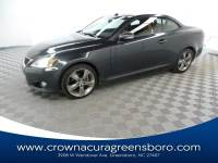 Pre-Owned 2011 LEXUS IS 250C 250 C in Greensboro NC