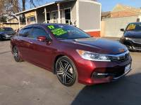 2017 Honda Accord Sport 4dr Sedan CVT