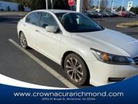 Pre-Owned 2014 Honda Accord Sport in Richmond VA