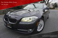 2013 BMW 5 Series AWD 535i xDrive 4dr Sedan